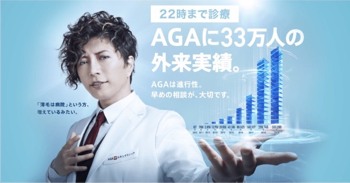 AGA治療開始が遅れると髪が生えない可能性が高くなる